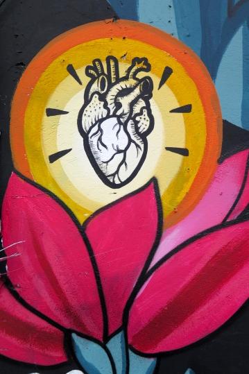 corazón alta