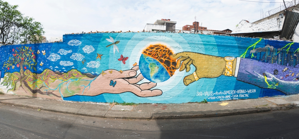 PanorámicaMuroCompleto-TallerMuralismo&Graffiti